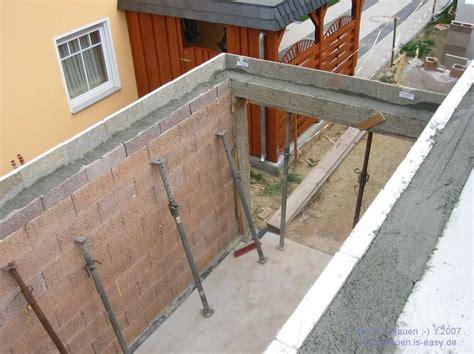 Wieviel Steine Für Garage garage bauen cool bezaubernde ideen terrasse auf garage