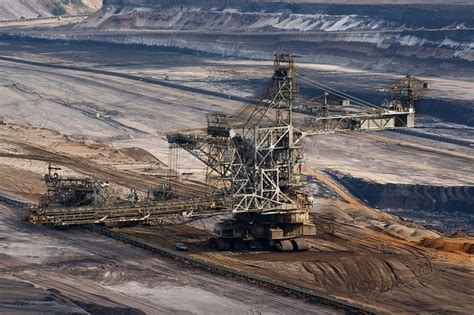 Free photo: Brown Coal, Energy, Garzweiler - Free Image on ...