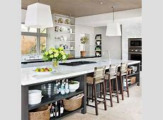 19 MustSee Practical Kitchen Island Designs With Seating