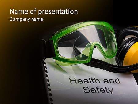 health  safety powerpoint templates rebocinfo