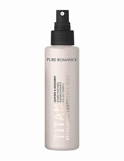 Mist Pure Romance Titan Fragrance Refreshing Scent