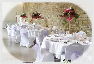 deco deco table st valentin 28 deco cuisine deco With chambre bébé design avec centre de table fleurs pour anniversaire