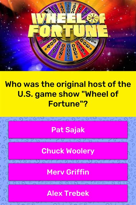host fortune wheel game quizzclub trivia
