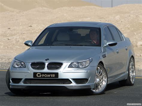 G Power Bmw G5 50s Photos  Photogallery With 7 Pics