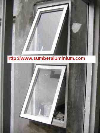 kusen jendela alumunium sumber aluminium kaca