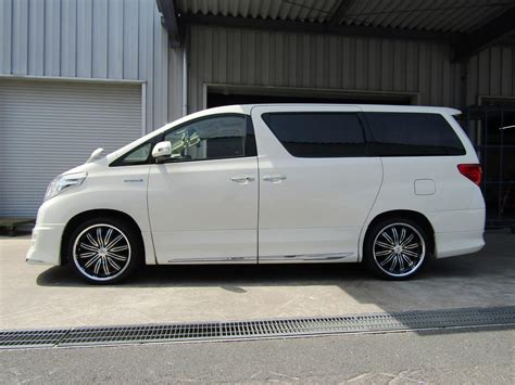 Autoway Toyota by Toyotaアルファード 迫力のあるlenso Ga12 By Autoway Autowayのブログ 日本