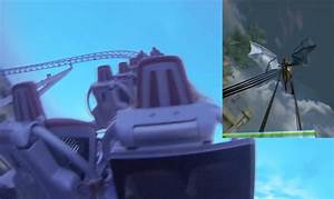 Oculus Rift Experience Synced With Roller Coaster - Geekologie