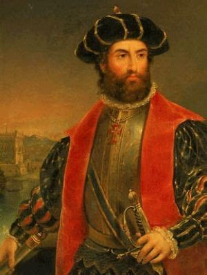 Vasco de Gama Portuguese sailor and explorer late 1400's ...
