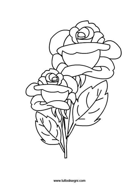disegni da colorare brawl rosa fiori da colorare tuttodisegni