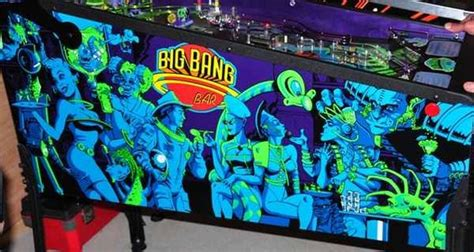 Pinball Cabinet Artwork by The World S Catalog Of Ideas