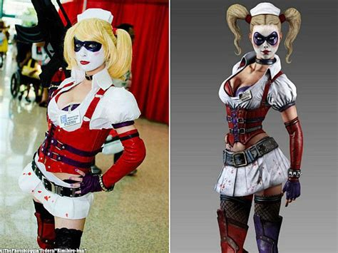 115 Best Images About Dc Cosplay