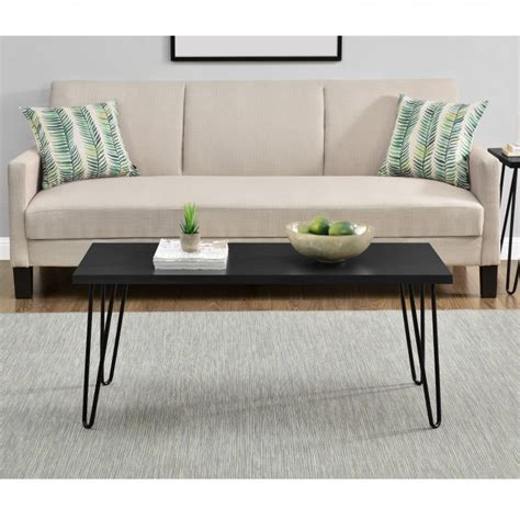 The use of superior blum soft close drawer runners affirms the attention to detail in defining this. Coffee Table Black Oak Owen Retro Coffee Table ...