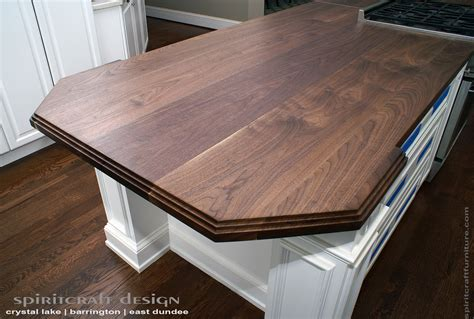 kitchen island table top custom solid hardwood table tops dining and restaurant 5178