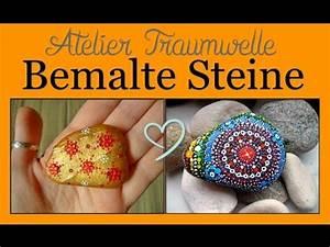 Steine Bemalen Vorlagen : atelier traumwelle bemalte steine youtube ~ Eleganceandgraceweddings.com Haus und Dekorationen