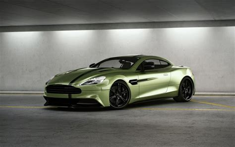 2013 Aston Martin Vanquish By Wheelsandmore Wallpaper