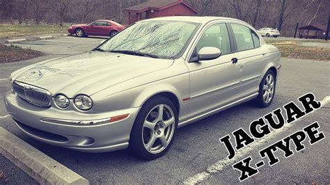 how does cars work 2005 jaguar x type engine control 2005 jaguar x type awd regular car reviews youtube