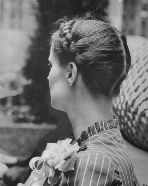 1940s Braided Hairstyles by Thought Patterns Hair Wonderful Hair