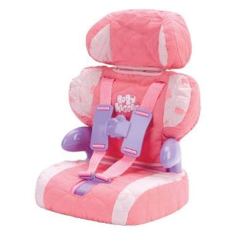toys r us siege auto baby huggles car boosterseat doll car seat by