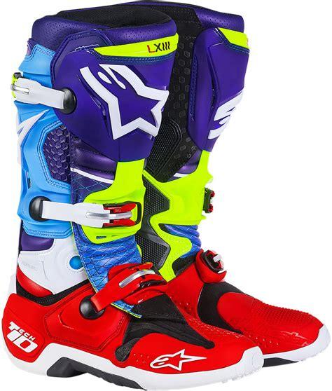 cheap kids motocross boots 599 95 alpinestars mens tech 10 limited edition venom 987356