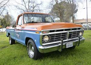 1973 Ford F-100 Custom For Sale