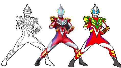 Ultraman Drawing At Getdrawings.com