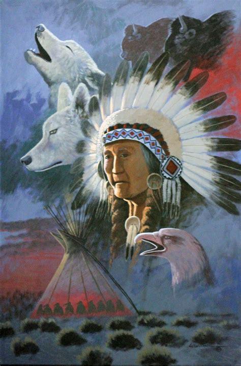 Traditional Native American Art