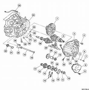 Ford Aspire Manual Transmission Diagram