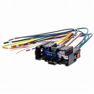 Metra 70-2202 Car Stereo Wire Harness For 2006