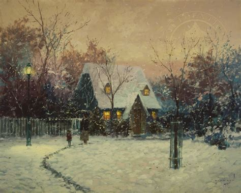Winter Cottage Winter S Cottage A Limited Edition The