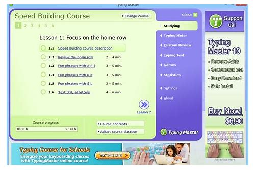 typing master free download full version for windows 7