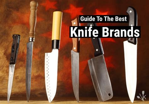knife brands kitchen brand looking kitchensanity quality blade options choosing difficult buyer guide