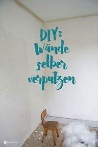 Haus Selber Verputzen : selber machen on pinterest ~ Markanthonyermac.com Haus und Dekorationen