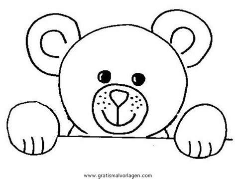 teddy bear  gratis malvorlage  baeren tiere ausmalen