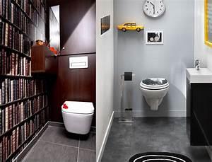 decoration zen pour wc With quelle couleur pour les wc 2 deco toilette idee et tendance pour des wc zen ou pop
