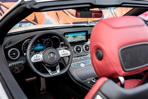 The new amg gt black series pushes this tradition to an unprecedented level of power and performance. 2021 Mercedes-Benz C-Class Convertible Interior Photos ...