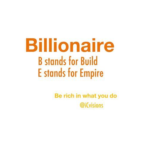 billionaire quotes image quotes  hippoquotescom