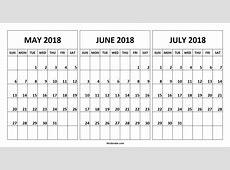 Mayjune Calendar CALENDAR