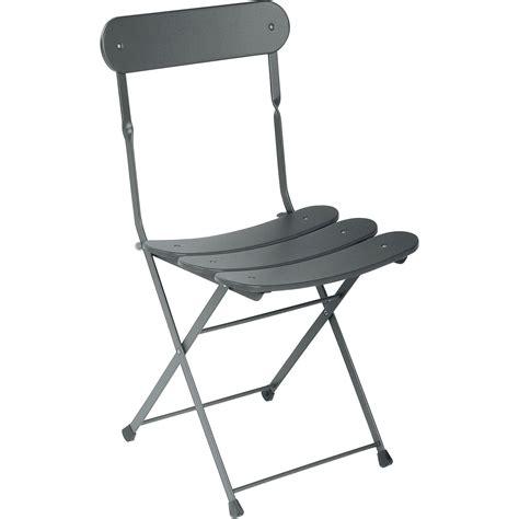 chaise 3 en 1 chaise de jardin en acier cassis fer ancien leroy merlin
