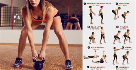 kettlebell exercises arms toned effective most body gymguider workout upper arm workouts re defined muscles abs shoulders routines training