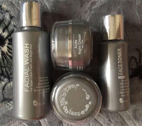 Acne Salep Ms Glow paket ms glow acne penghilang jerawat bpom jual