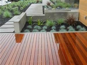 Boden Für Terrasse : 17 tipps f r holz boden belag im garten oder auf der terrasse feuerstellen pinterest ~ Orissabook.com Haus und Dekorationen