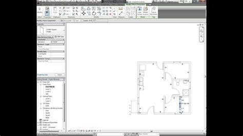 Electrical Plan Revit by Revit Tutorial Electrical Plan Part 1 Doovi