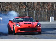 Stock 2015 Chevrolet Corvette C7Z06 14 mile Drag Racing