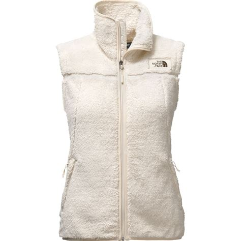 north face womens campshire fleece vest eastern mountain sports