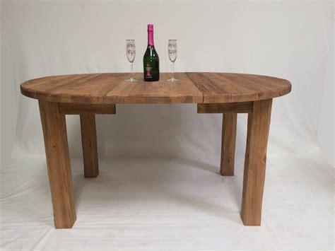 table cuisine rallonge table ronde bois rallonge peinture que vraiment distingué