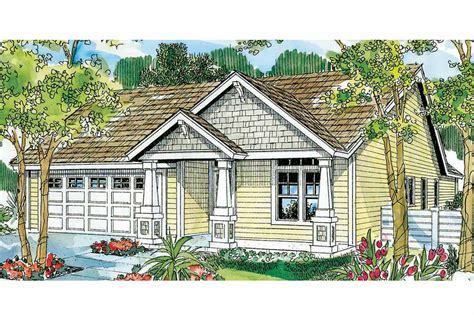 Southern Cottage House Plan With Metal Roof