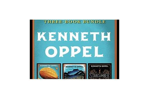 airborn kenneth oppel audiobook download