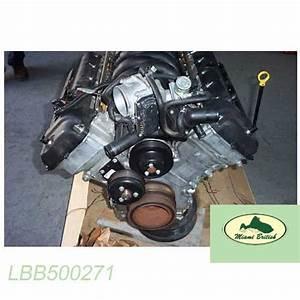Land Rover V8 4 4l Engine Assy Lr3 Range Sport 06