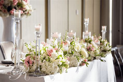 head tables wedding decor toronto rachel  clingen