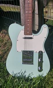 Squire Bullet Ss Surf Green